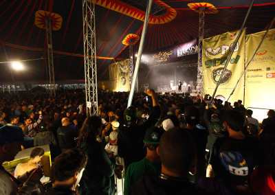 Concierto en Carpa Green House