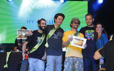 Ganadores II European Flame Off